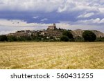 Small photo of Village of Agon, Zaragoz province, Aragon, Spain