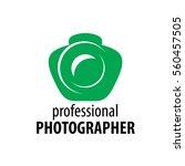 logo camera the photographer | Shutterstock .eps vector #560457505