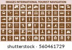 image international tourist... | Shutterstock .eps vector #560461729