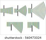properties of light    single...   Shutterstock .eps vector #560473324