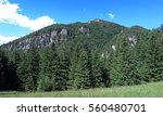 beautiful scenery on the big... | Shutterstock . vector #560480701