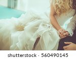 wedding day photo shoot | Shutterstock . vector #560490145