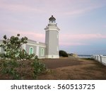 Lighthouse In Cabo Rojo  Puert...