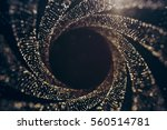 glitter lights defocused... | Shutterstock . vector #560514781