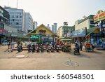 pattaya  thailand   circa... | Shutterstock . vector #560548501
