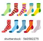 flat vector illustration... | Shutterstock .eps vector #560582275
