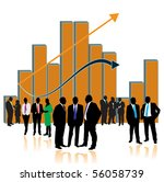 business image | Shutterstock .eps vector #56058739