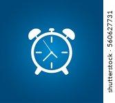 alarm clock icon | Shutterstock .eps vector #560627731