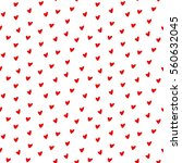 heart background | Shutterstock .eps vector #560632045