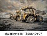 Coal Mining. The Truck...