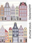 Colorful Flat Amsterdam City's...