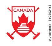 a vector format canadian... | Shutterstock .eps vector #560662465
