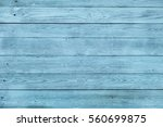 Blue Wooden Board