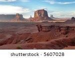 Monument Valley Scenario ...