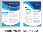 template vector design for... | Shutterstock .eps vector #560711065
