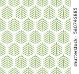 pattern design   abstract... | Shutterstock .eps vector #560743885