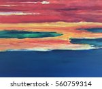 Colorful Background  Abstract...
