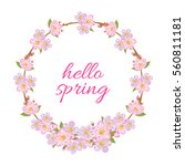 """""""hello spring"""" card with... 