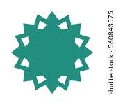halal islamic template symbol.... | Shutterstock .eps vector #560843575