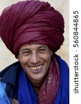 Bedouin Nomad  Ait Benhaddou ...