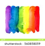 abstract painting background.... | Shutterstock .eps vector #560858059