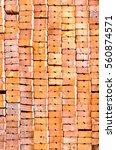 bricks wall | Shutterstock . vector #560874571