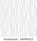 wavy line pattern  mesh ... | Shutterstock .eps vector #560940211