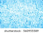 Swimming Pool Bottom Caustics...
