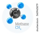 physical chemical molecule... | Shutterstock .eps vector #560965879