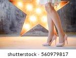 details fashion slim beautiful... | Shutterstock . vector #560979817