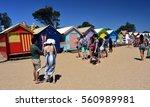 melbourne  australia   december ...   Shutterstock . vector #560989981