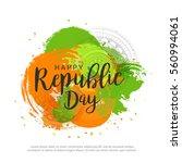 illustration of happy indian... | Shutterstock .eps vector #560994061