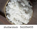 natural cotton | Shutterstock . vector #561056455