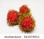 Rambutan  Nephelium Lappaceum ...