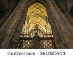 prague  czech republic  ... | Shutterstock . vector #561085921