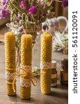 still life a la provence style...   Shutterstock . vector #561120091