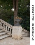 europe  spain  barcelona ... | Shutterstock . vector #561150565