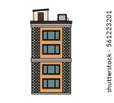 city building icon