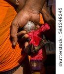 devotees preparing prayers... | Shutterstock . vector #561248245