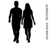 couples man and woman... | Shutterstock .eps vector #561336619
