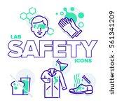 a fun set of 5 laboratory...
