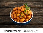 Crispy Chilli Peanuts Snacks In ...