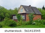 old country house  offered for...   Shutterstock . vector #561413545