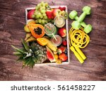 Healthy Lifestyle Concept....