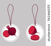 abstract vector illustration...   Shutterstock .eps vector #561466555