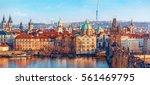 Old Town Of Prague. Czech...