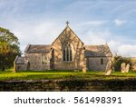 Old Village Church In The...