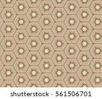 retro wallpaper   vintage... | Shutterstock . vector #561506701