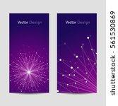 set of vertical banners....   Shutterstock .eps vector #561530869