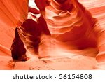 Antelope Canyon In Arizona Is A ...